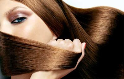 выпрямление волос салон